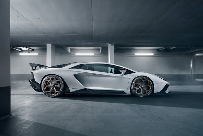 Lamborghini Aventador S par Novitec Torado