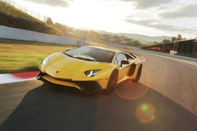 L'évolution de la Lamborghini Aventador en moins de 7 minutes