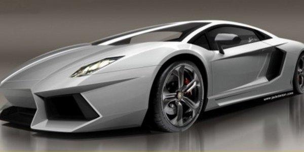 Lamborghini Aventador LP 700-4 tarif