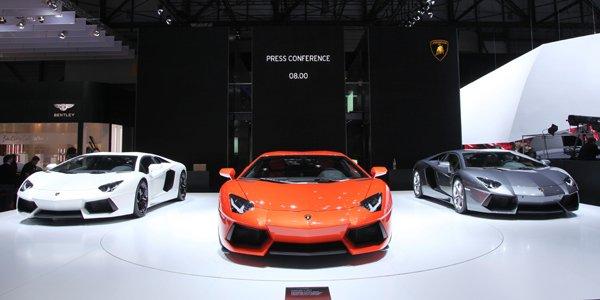 Berlin accueille la mode Lamborghini