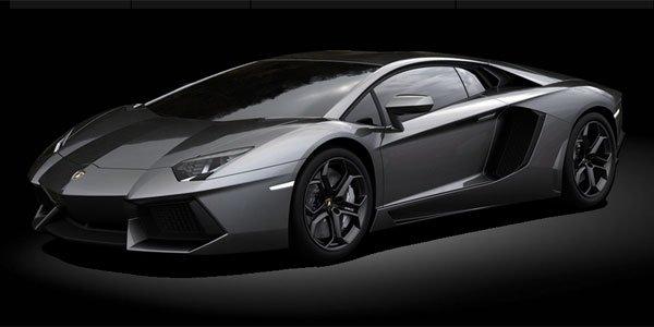 Lamborghini Aventador s'associe à Batman