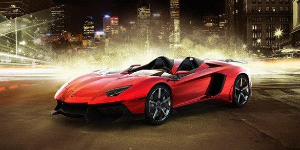 Lamborghini Aventador J : un succès !