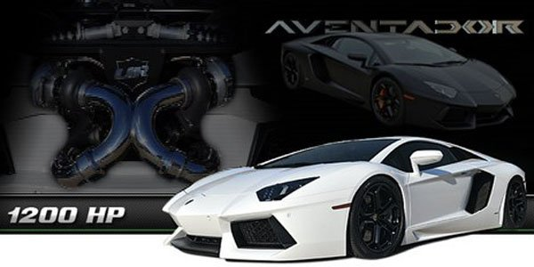 Underground Racing et l'Aventador