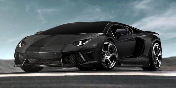 Lamborghini Carbonado par Mansory