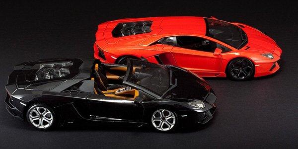 L'Aventador Roadster bientôt présentée