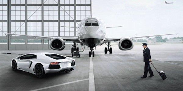 Lamborghini et Boeing, rois du carbone