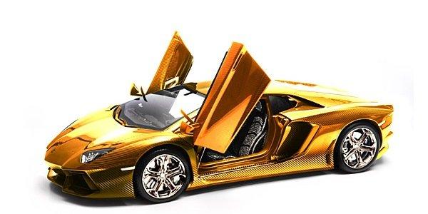 Une Aventador  à 5,4 millions d'euros !