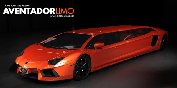 lamborghini aventador limo concept actualit automobile motorlegend. Black Bedroom Furniture Sets. Home Design Ideas