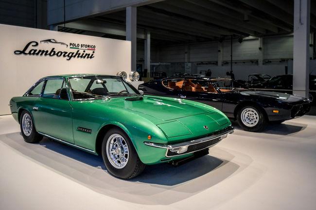 Lamborghini Espada et Islero 50th Anniversary Tour