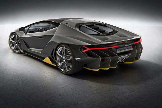 La Lamborghini Centenario Roadster attendue à Pebble Beach