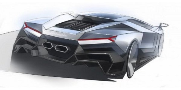 Lamborghini Cnossus, un rêve d'étudiant