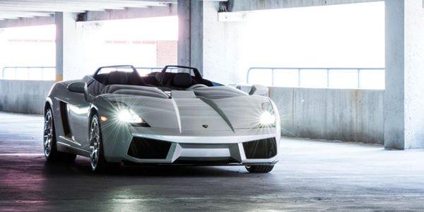 L'unique Lamborghini Concept S aux enchères