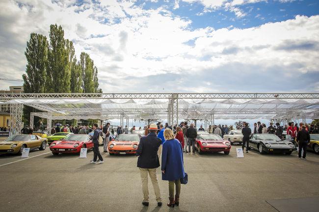 2ème édition du Lamborghini & Design Concorso d'Eleganza