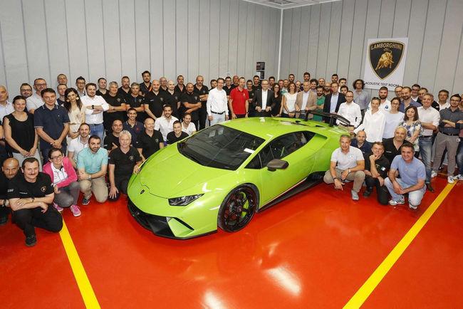 Lamborghini inaugure une salle de test acoustique