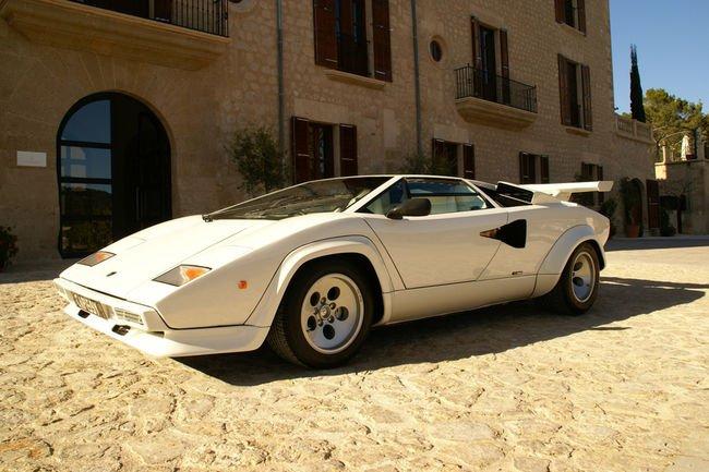 Silverstone Auctions : deux Lamborghini Countach aux enchères