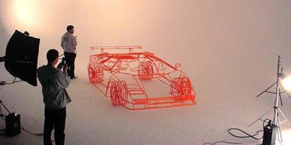 Une Lamborghini Countach pour 44 500 E