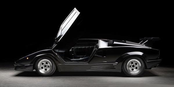 A saisir: Lamborghini Countach état neuf