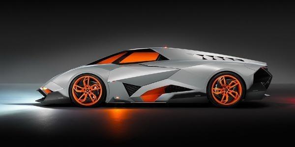 Le concept Lamborghini Egoista rentre au musée