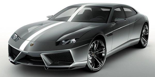 Un troisième modèle chez Lamborghini
