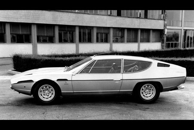 Lamborghini fête les 50 ans de ses modèles Espada et Islero