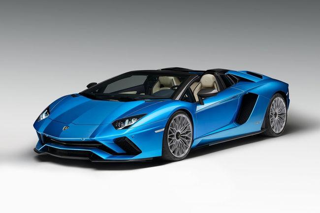 Lamborghini : 8 000 Aventador et 11 000 Huracan produites