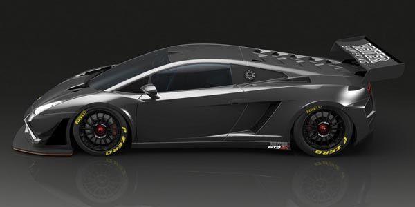 Lamborghini Reiter Gallardo Extenso R-EX GT3