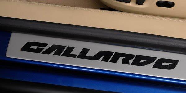 Future Gallardo : plus de détails