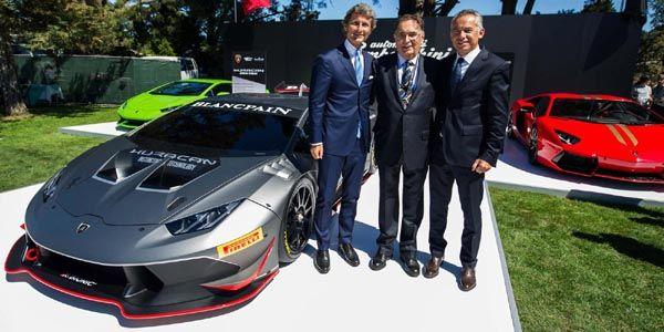 Lamborghini Huracan LP 620-2 Super Trofeo : les chiffres officiels