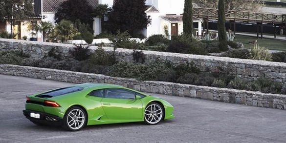 Déjà 3000 Lamborghini Huracan vendues