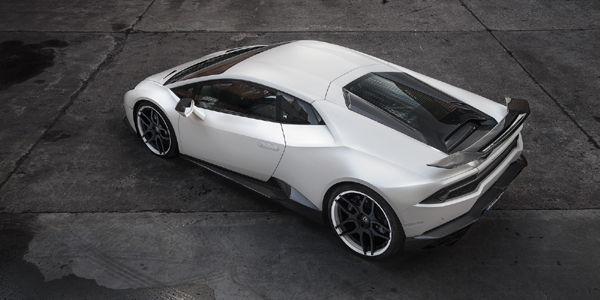 Lamborghini Huracan par Novitec Torado