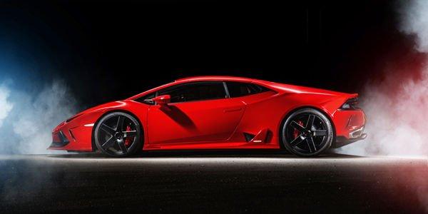 Lamborghini Huracan par Ares Design