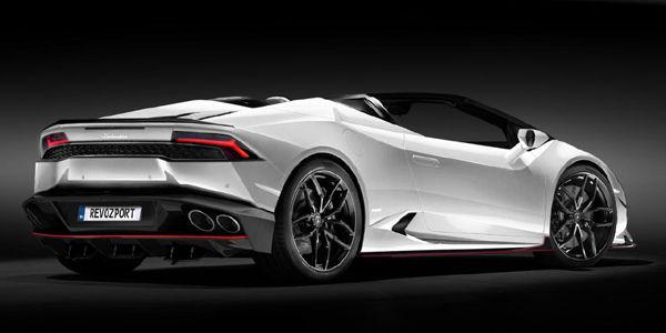 Lamborghini Huracan Spyder par RevoZport