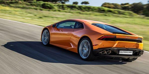Lamborghini Huracan LP610-4 2016