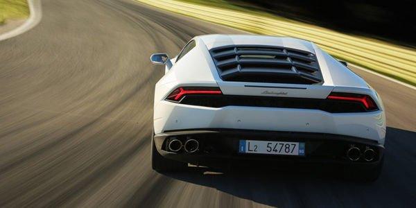 Une Lamborghini Huracan deux roues motrices en approche ?