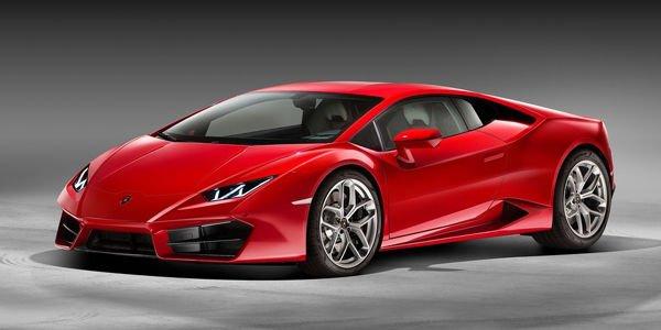 Bientôt de nouvelles déclinaisons pour la Lamborghini Huracan ?