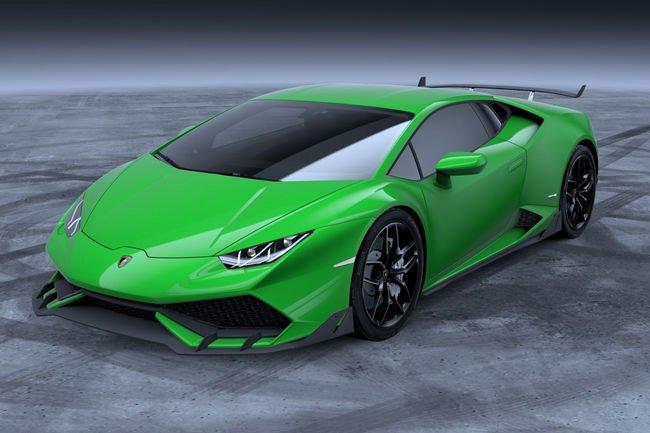 Officiel : kits de préparation pour la Lamborghini Huracan