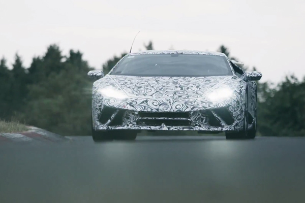 Lamborghini Huracan Performante : record sur le Ring