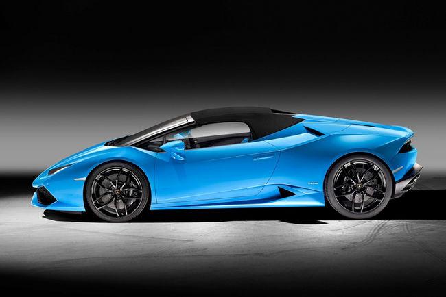Lamborghini Huracan : déjà 8 000 exemplaires produits