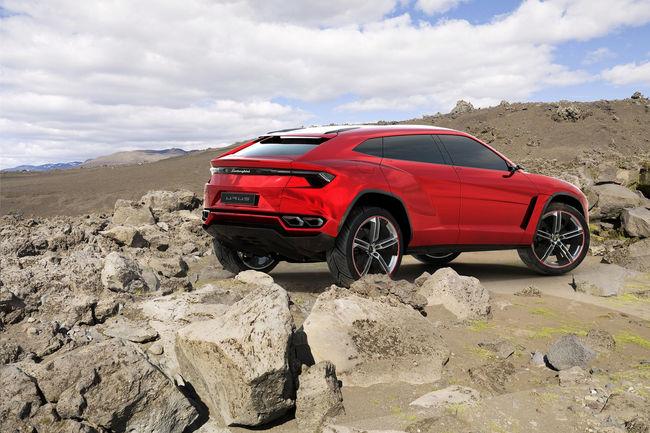 Une Lamborghini Huracan tout-terrain à l'étude ?