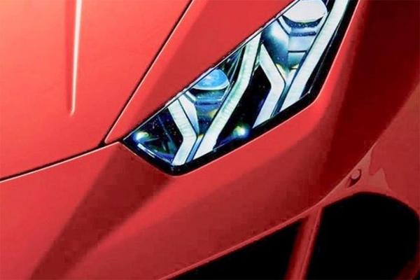 Lamborghini Huracan Evo : comme ça