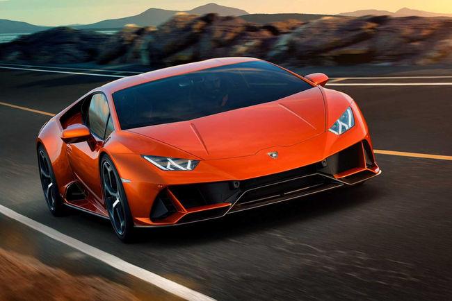 Lamborghini Huracan Evo : avec 640 ch sous le capot