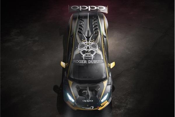 """Lamborghini Huracán Super Trofeo Evo """"black gold"""""""