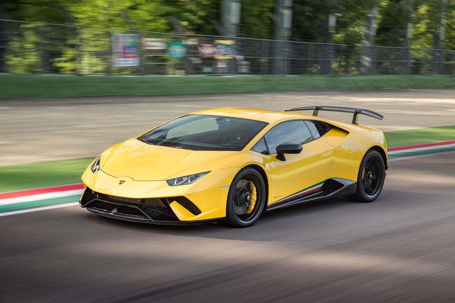Record de production pour la Lamborghini Huracan