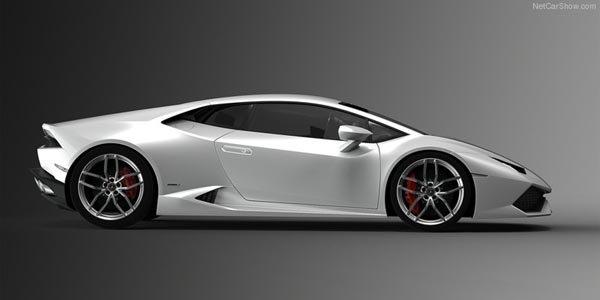 Configurez votre Lamborghini Huracan