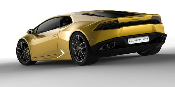 Lamborghini Huracan: déjà un succès