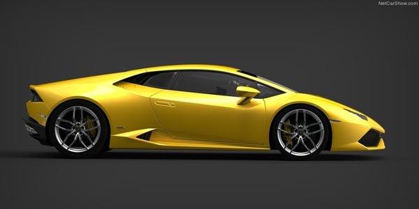 Configurateur Lamborghini Huracan