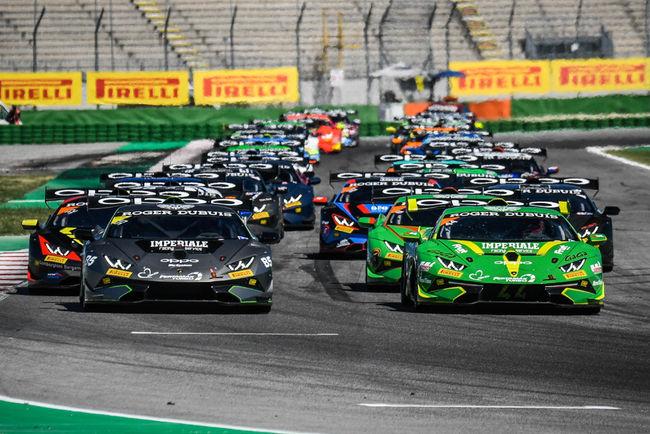 Lamborghini intègre la gamme Lego Speed Champions