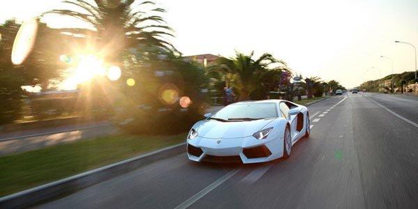 Lamborghini lance son Grande Giro