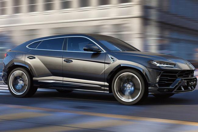 Lamborghini : V12, système hybride et conduite autonome