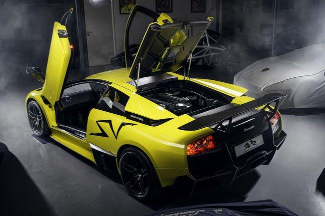 A vendre : Lamborghini Murcielago LP670-4 SV